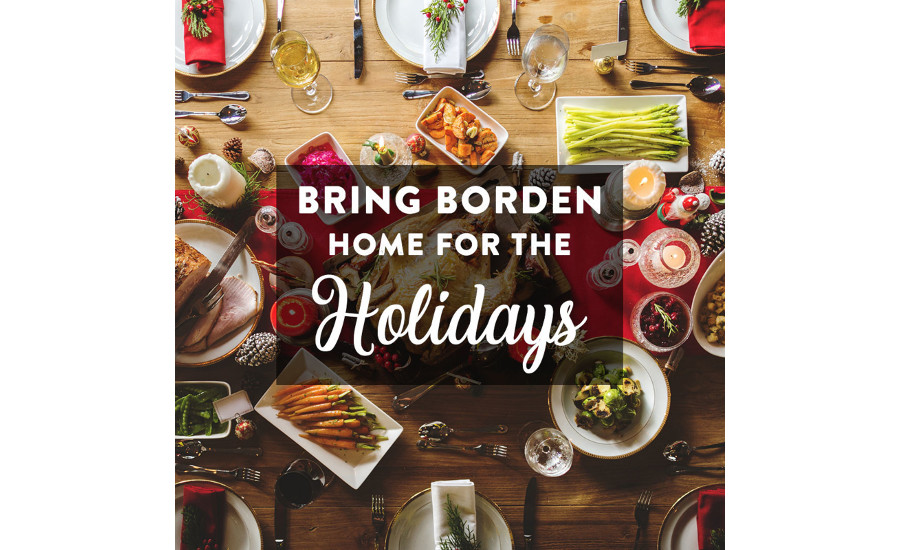 Borden Cheese Home for the Holidays