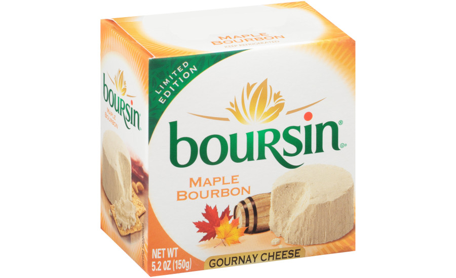 Boursin Maple Bourbon