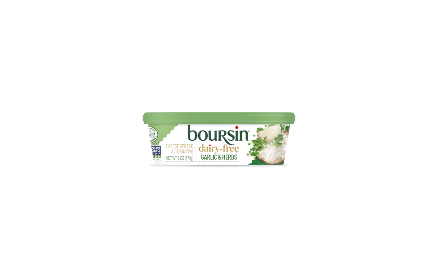Boursin Dairy Free Cheese Alternative