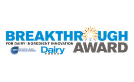2020 Breakthrough Award for Dairy Ingredient Innovation