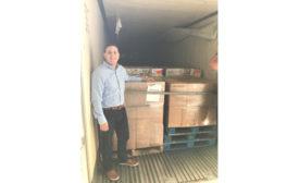California dairy processors donate food