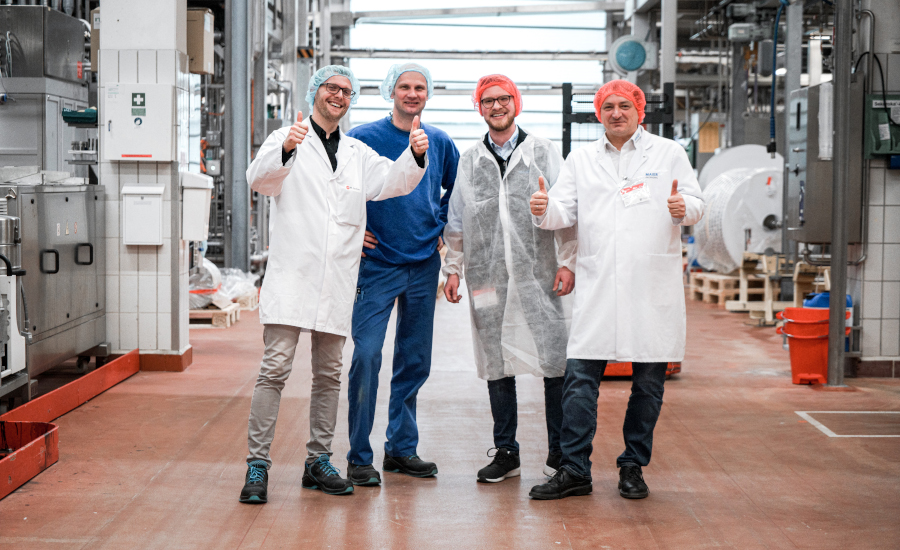 Maier Packaging overhauls filling systems for dairy processor Genuss-Molkerei Zott