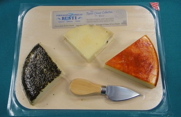 Arthur Schuman Darfresh Cheese Tray X 615.jpg & Gourmet cheese distributor uses new packaging for its innovative ...