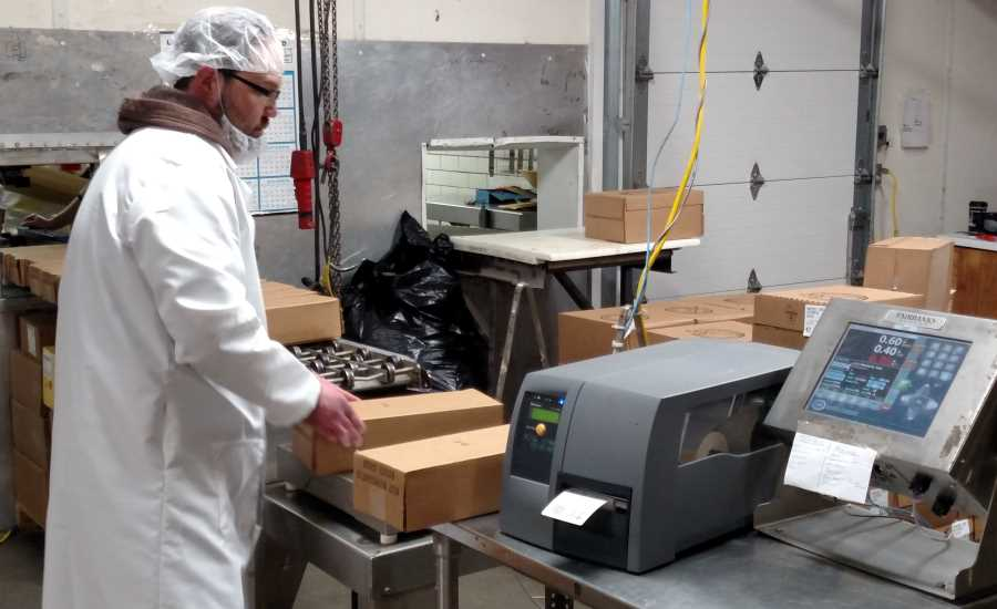 Cheese Company Upgrades To Flexible Weighing And Labeling