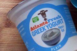 Wilpack Packaging foil seal for AtlantaFresh yogurt