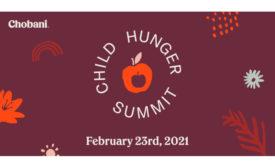 Chobani Child Hunger Summit