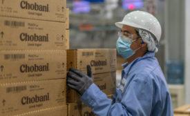 Chobani employee