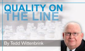 quality on the line - Wittenbrink