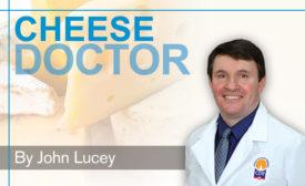 CheeseDr John Lucey