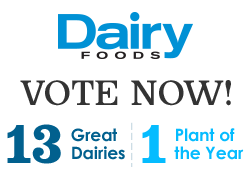 Dairy Foods plant of the year vote
