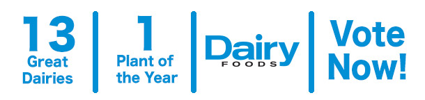 Dairy Foods plant of the year vote now