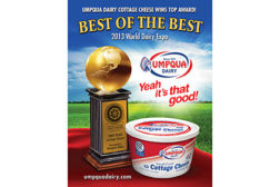 cottage cheese award
