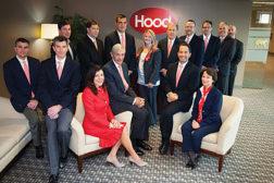 hp hood senior managment team