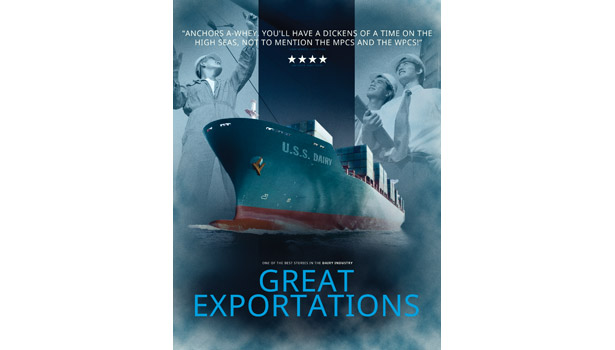 dairy exports movie poster