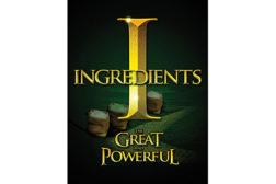 Ingredients movie poster