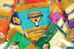Dutch Farms shredded cheeses