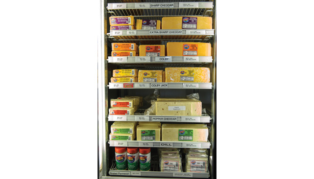 Westby Corp Cheese Case