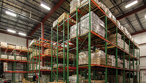 Westby distribution center