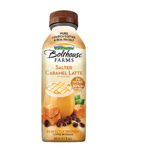 Bolthouse Farms salted caramel latte