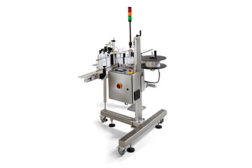 WS packaging group label application equipment