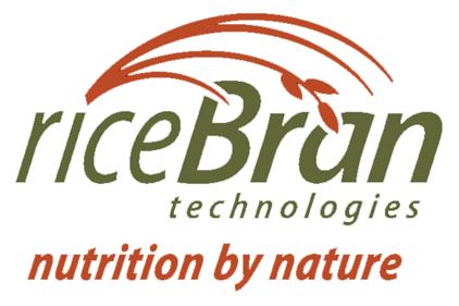 RiceBran Technologies Company Logo