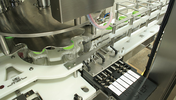 labeling equipment for dairy foods