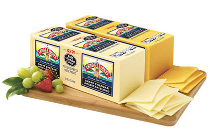 Land O'Lakes adds a new Sharp Cheddar
