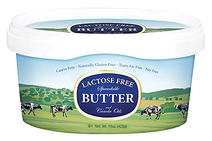Lactose Free Dairy Foods