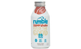 rumble protein shake
