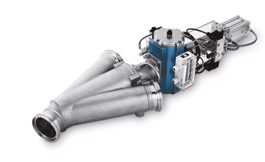 Hygiene and safety top-of-mind in new pumps and valves technology