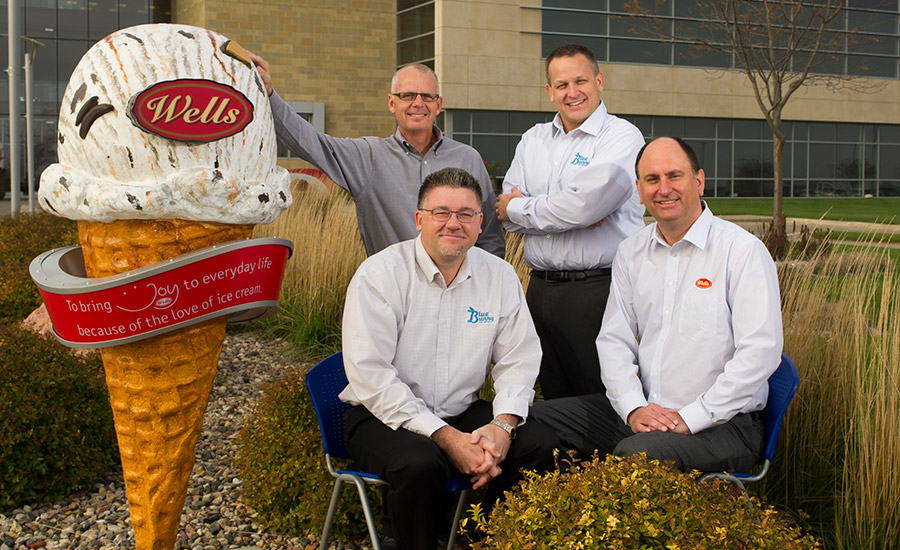 2016 Dairy Processor of the Year Wells Enterprises rebrands its Blue Bunny ice cream