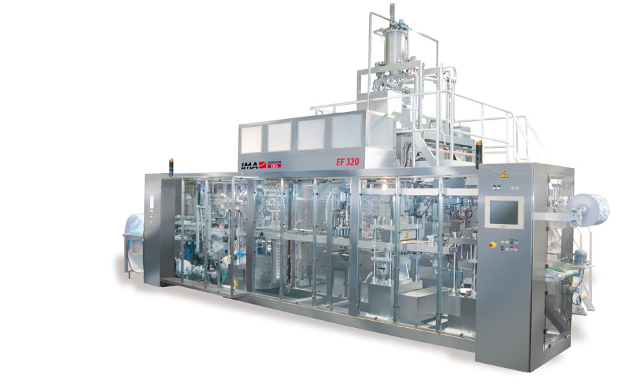 Using Erca FFS Machine, IMA Dairy & Food USA Works with Customer to Develop Unique 125g Yogurt Cup
