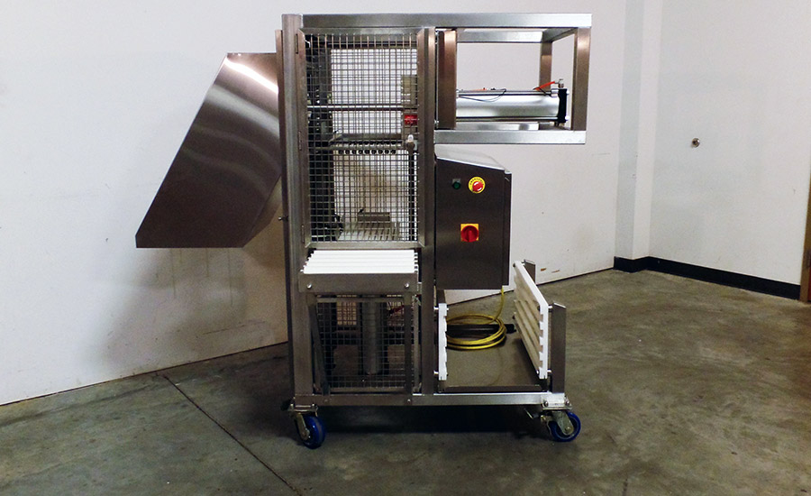New equipment for cheesemakers offers greater efficiency, versatility