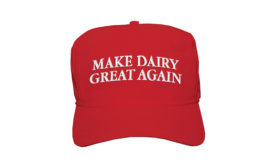 make dairy great again hat dairy foods magazine