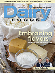 May dairy Foods