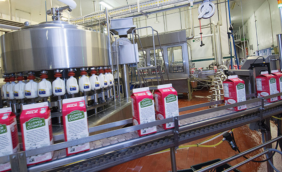 Clover Sonoma's milk plant gets non-GMO milk, raw storage silos, larger distribution center
