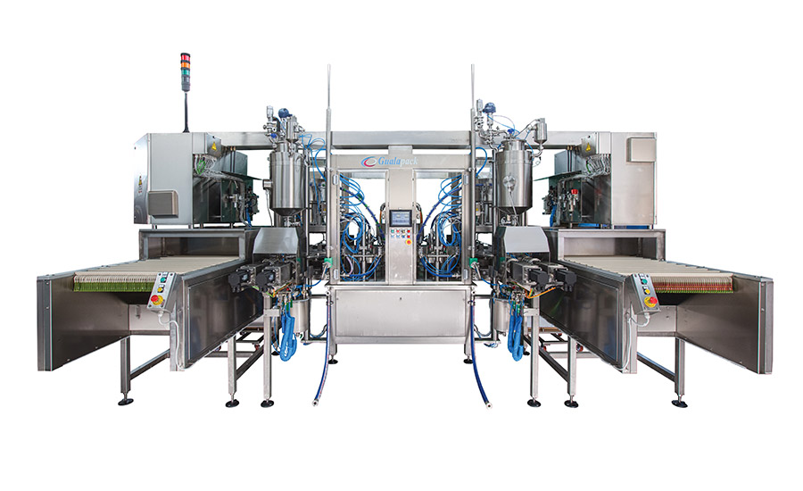 New filling equipment provides versatility and high level of