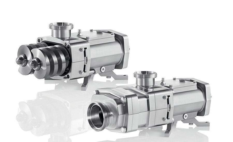 Pumps and valves deliver efficiency and accuracy