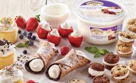La Terra Fina introduces a vanilla bean cheesecake dip with Greek yogurt
