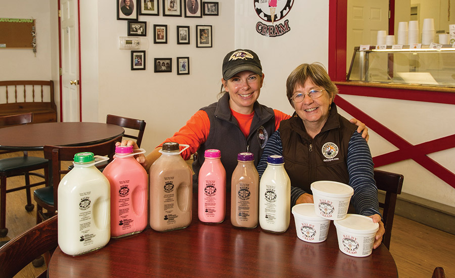 Kilby Cream gets fresh: a look inside the dairy processor's operation