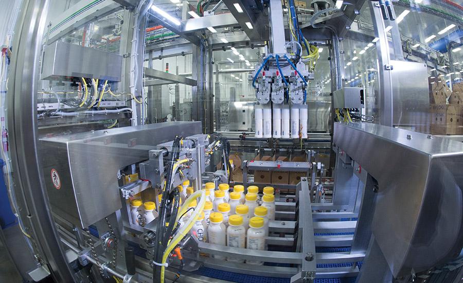 Inside The Yogurt Plant Chobani Looms Large In Magic