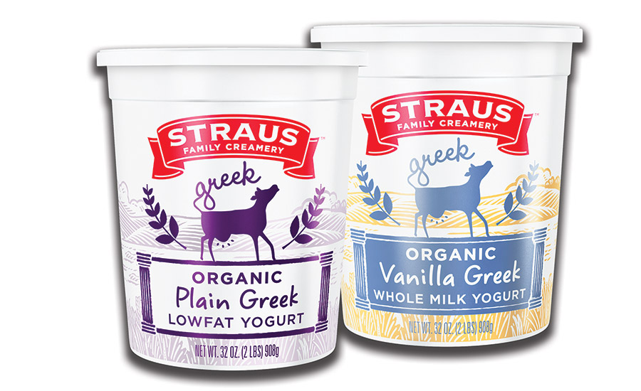 Consumers seek organic dairy products