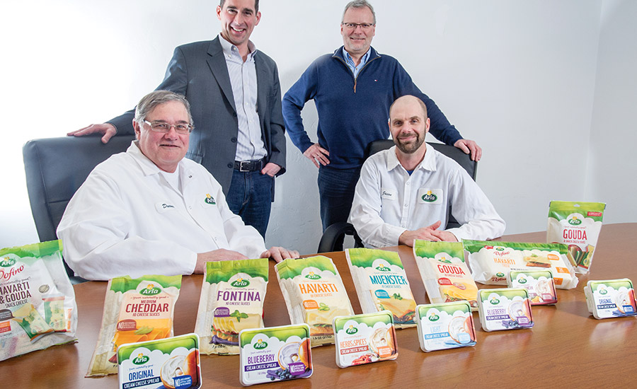 Inside Arla's cheese plant: the largest Havarti producer in U.S.