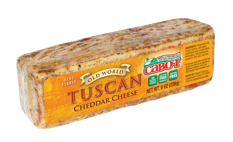 Spicy flavors, snacking options dominate new cheese innovations