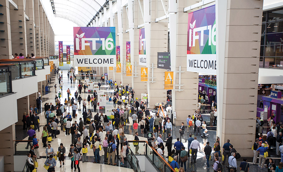 IFT Food Expo focuses on innovative solutions | 2017-05-12 | Dairy Foods