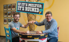Ben & Jerry's is manufacturing with a mission