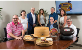 Schuman Cheese has a passion for Parmesan