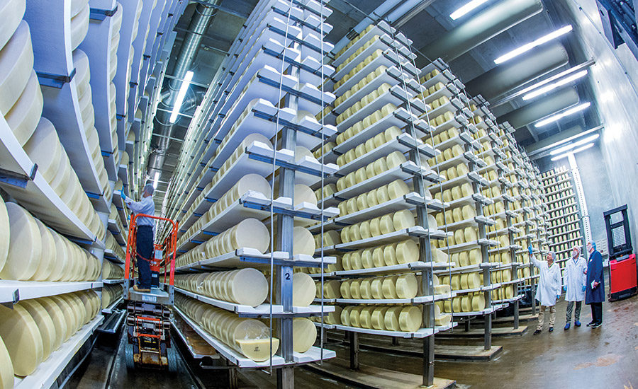 Schuman Cheese's Lake Country Dairy plant makes Italian-style