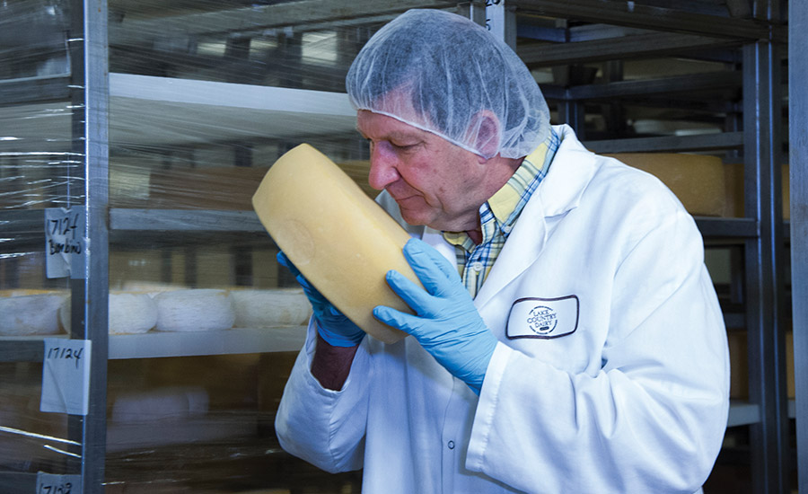 Schuman Cheese's Lake Country Dairy plant makes Italian-style, alpine cheeses