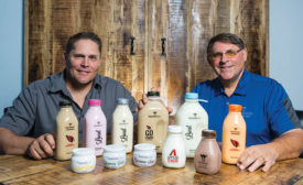 Danzeisen Dairy takes an old-school approach to milk processing